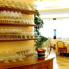 Отель Albergo Villa Priula Понтераника гостиничный бар