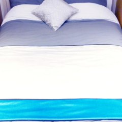 Отель 2-Bedroom West End Apartment Великобритания, Лондон - отзывы, цены и фото номеров - забронировать отель 2-Bedroom West End Apartment онлайн комната для гостей фото 4