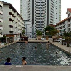 Отель Jomtien Plaza Residence 3* Номер Делюкс с различными типами кроватей фото 15
