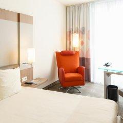 Отель Novotel Muenchen Messe 4* Стандартный номер с различными типами кроватей фото 4