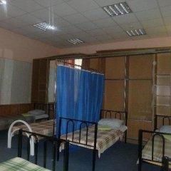 Хостел Столичный Экспресс Кровать в общем номере с двухъярусной кроватью фото 6