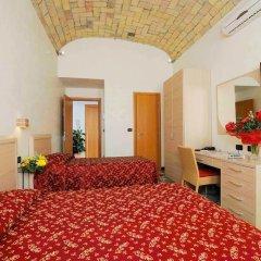 Hotel Campidoglio 3* Стандартный номер с различными типами кроватей фото 9