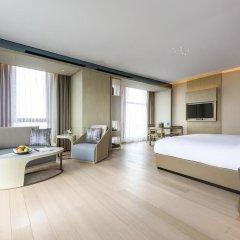 Отель Novotel Shanghai Clover 4* Полулюкс с различными типами кроватей фото 6