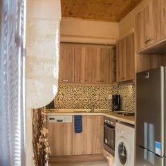 Отель Porto Enetiko Suites Улучшенные апартаменты с различными типами кроватей фото 14
