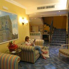 Hotel Nautico Pozzallo Поццалло интерьер отеля
