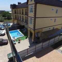 Гостиница Viva Guest House в Анапе отзывы, цены и фото номеров - забронировать гостиницу Viva Guest House онлайн Анапа балкон