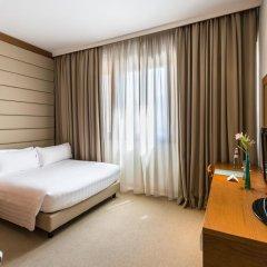 Отель Occidental Aurelia 4* Стандартный номер с различными типами кроватей фото 7