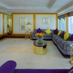 Отель Burj Al Arab Jumeirah 5* Люкс с различными типами кроватей фото 3