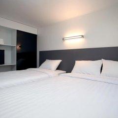K-POP HOTEL Dongdaemun 2* Номер Делюкс с различными типами кроватей фото 7