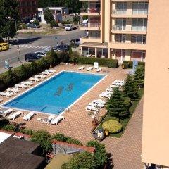 Отель Aparthotel Kamelia Garden - Official Rental Солнечный берег бассейн фото 2