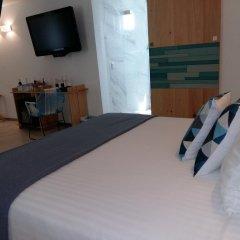Отель Clarum 101 4* Люкс с различными типами кроватей фото 9