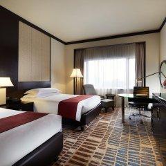 Отель Mandarin Orchard Singapore 5* Стандартный номер с различными типами кроватей фото 2