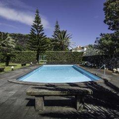 Отель Casa do Cerco Португалия, Агуа-де-Пау - отзывы, цены и фото номеров - забронировать отель Casa do Cerco онлайн бассейн
