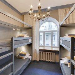 Hotel & Hostel Vstrechi na Arbate Номер с общей ванной комнатой с различными типами кроватей (общая ванная комната)