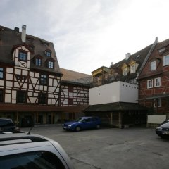 Hotel am Jakobsmarkt 3* Номер категории Эконом с различными типами кроватей фото 4