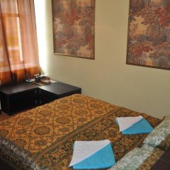 Мини-Отель Мумий Тролль Стандартный номер с двуспальной кроватью фото 7