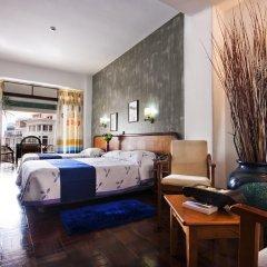 Мини-отель Residencial Colombo Стандартный номер с различными типами кроватей фото 8