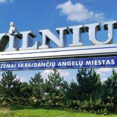 Отель The Little Angel's Place Литва, Вильнюс - отзывы, цены и фото номеров - забронировать отель The Little Angel's Place онлайн развлечения