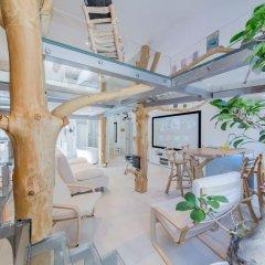 Апартаменты Мама Ро на Чистых Прудах Москва балкон