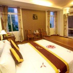 Luxury Nha Trang Hotel 3* Люкс повышенной комфортности с различными типами кроватей фото 5