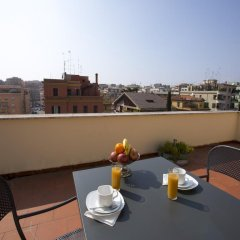 Hotel Residence Villa Tassoni 3* Студия с различными типами кроватей фото 5