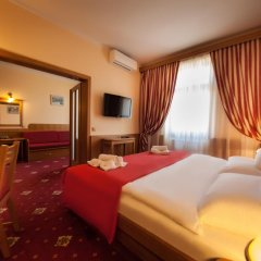 Hotel Askania 4* Стандартный номер фото 10