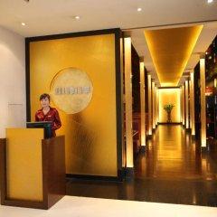 Отель Kapok Shenzhen Luohu Китай, Шэньчжэнь - отзывы, цены и фото номеров - забронировать отель Kapok Shenzhen Luohu онлайн спа