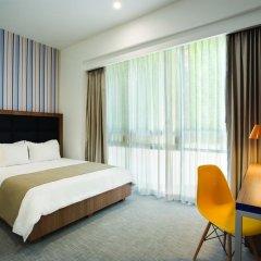 TRYP by Wyndham Mexico City World Trade Center Area Hotel 3* Стандартный номер с различными типами кроватей фото 2