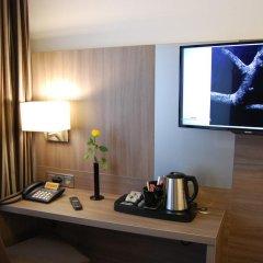Dom Hotel Am Römerbrunnen 3* Номер Делюкс с различными типами кроватей фото 10