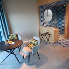Placid Hotel Design & Lifestyle Zurich 4* Апартаменты с различными типами кроватей