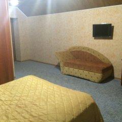 Гостиница Эльбрусия комната для гостей фото 4