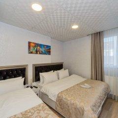 Paradise Airport Hotel 3* Стандартный номер с различными типами кроватей фото 6
