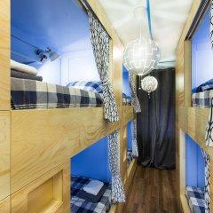 Хостел InDaHouse Кровать в мужском общем номере фото 2