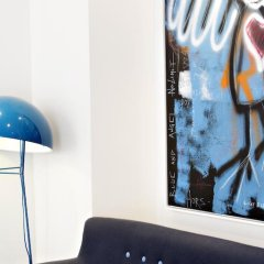 Апартаменты The Bo Studio Париж бассейн