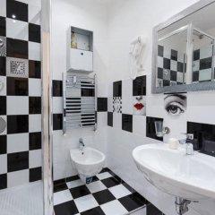 Отель Deluxe Rooms Италия, Рим - отзывы, цены и фото номеров - забронировать отель Deluxe Rooms онлайн ванная фото 2