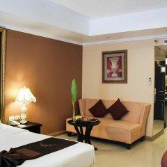 Отель FuramaXclusive Sukhumvit 4* Номер Делюкс с двуспальной кроватью фото 17