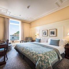 Hotel Londres y de Inglaterra 4* Номер Делюкс с двуспальной кроватью фото 6