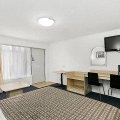 Отель Scottys Motel 3* Стандартный номер с различными типами кроватей фото 5