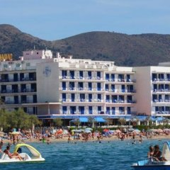 Отель Marian Platja Курорт Росес пляж фото 2