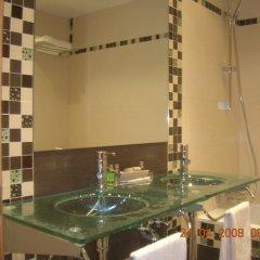 Отель Posada Plaza Mayor de Alaejos 3* Стандартный номер с двуспальной кроватью фото 5