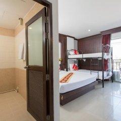Отель Patong Buri 3* Стандартный номер с различными типами кроватей фото 14