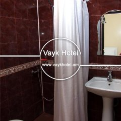 Vayk Hotel and Tourism Center 3* Стандартный номер фото 8