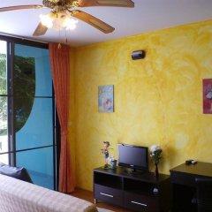 Отель Natural Mystic Patong Residence 3* Студия с различными типами кроватей фото 20