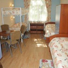 Хостел Останкино Кровать в общем номере с двухъярусными кроватями фото 15