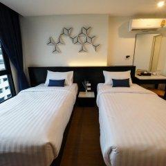 130 Hotel & Residence Bangkok 3* Номер Делюкс с 2 отдельными кроватями фото 5