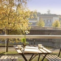 Отель Elvezia Park Residence Италия, Милан - отзывы, цены и фото номеров - забронировать отель Elvezia Park Residence онлайн балкон