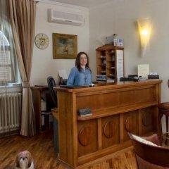 Отель Villa Belvedere Сербия, Белград - отзывы, цены и фото номеров - забронировать отель Villa Belvedere онлайн интерьер отеля фото 3