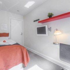 Hotel Domir Odense 2* Стандартный номер с различными типами кроватей фото 8