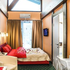 Гостиница Гамильтон в номере