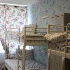 Хостел Ника-Сити Кровати в общем номере с двухъярусными кроватями фото 26